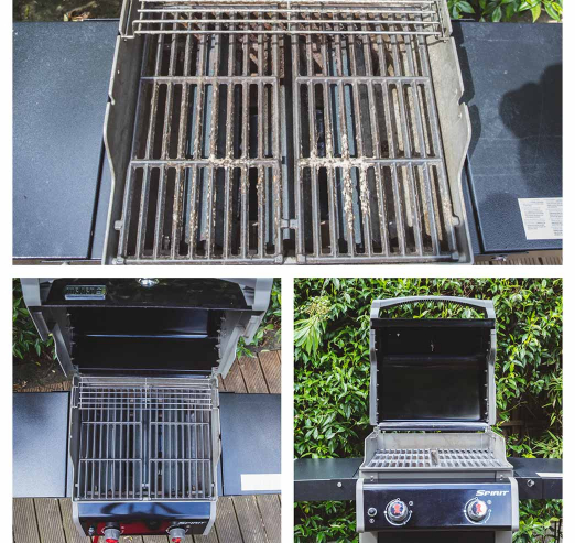 bbq cleaning process