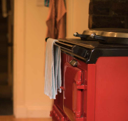 Red-Aga-Cooker